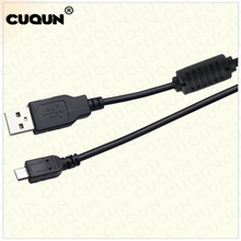 10PCs USB Micro Line Charger Cord for Sony PS4 Slim USB Charging Game Data Cable for PS4 PRO Controller Host and Gamepad