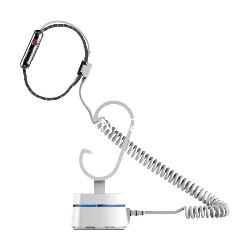 Vendita al dettaglio di soluzione di sicurezza di merchandising per portatile, smart watch display di sicurezza del basamento