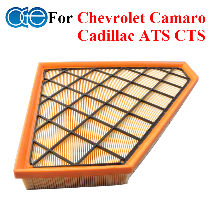 Chevrolet Camaro 2013 2014 2015 2016 2017 A3178c 49830 20857930 Cts Provided Car Engine Air Filter For Cadillac Ats