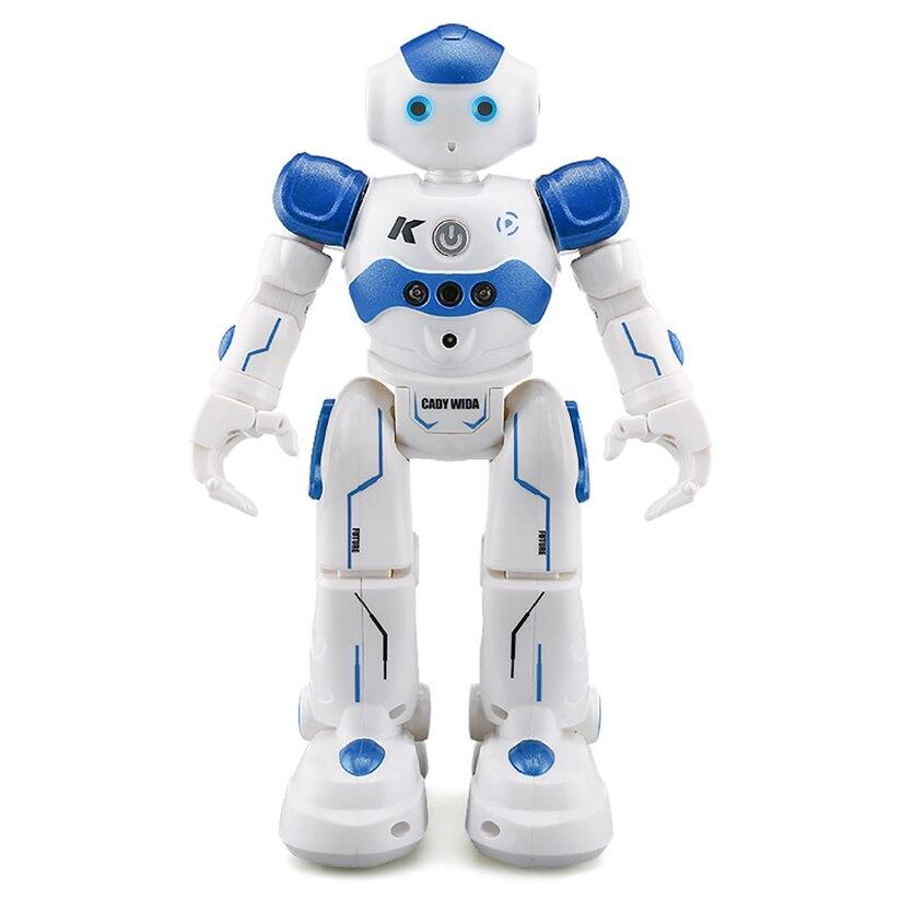Интеллектуальный jjrc R2 жест Управление программируемый Танцы USB RC робот игрушка RC детская игрушка большая игрушка повеселиться #5 ...