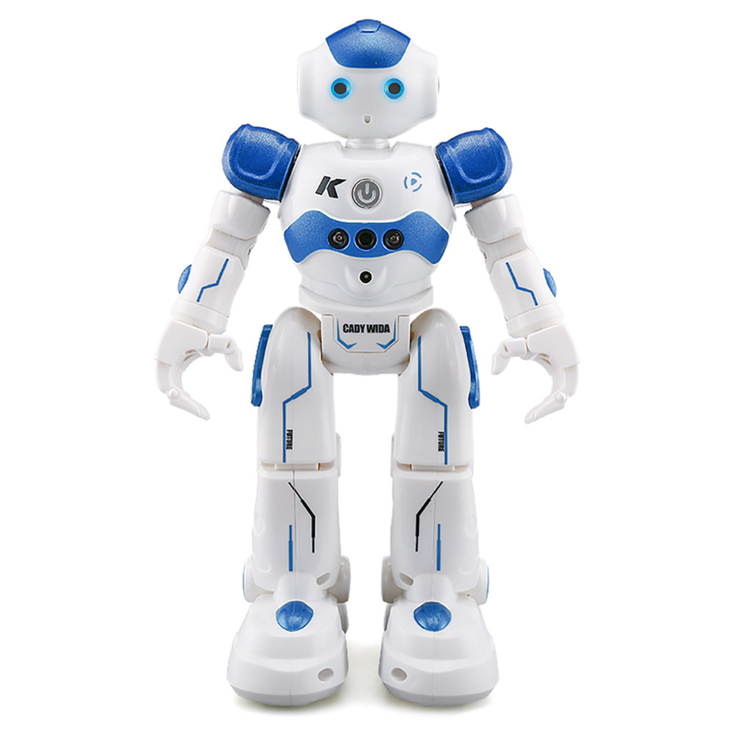 Intelligent JJRC R2 Gesture Control Programmable Dancing USB RC Robot Toy rc children to ...