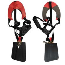 Double Shoulder Harness Strap Belt For Padded Strimmer Brushcutter