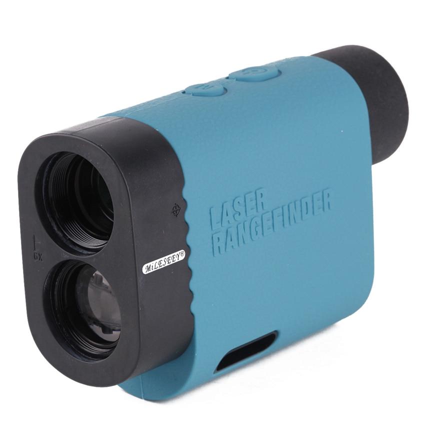 цена Mileseey PF03 600M Hunting Rangefinder Laser Range Finder For Hunting And Golf Club With Scan And Angle Speed Measurements Blue онлайн в 2017 году