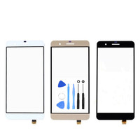 Vannego 5.5 ''New Telefoon Screen Vervanging Front Touch Screen Glas Outer Lens Voor Huawei Honor 6 plus