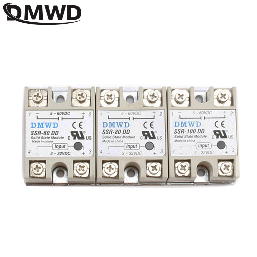 Electrical Equipment & Supplies SSR-100A DD DC-DC Solid State Relay