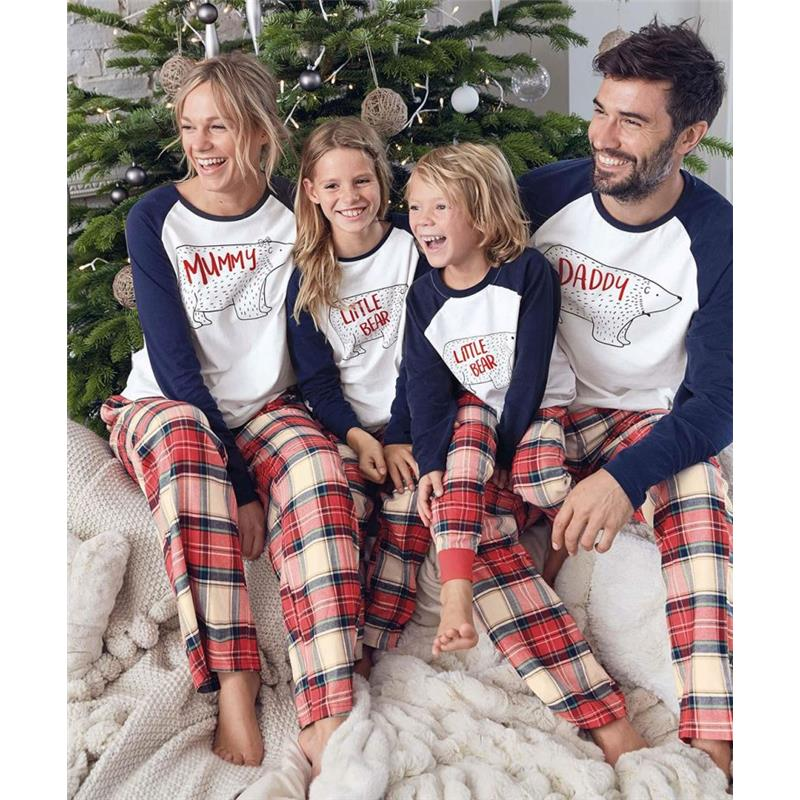 7c8297ac64 Detail Feedback Questions about Holiday Family Matching Winter Bear Pajama  PJ Sets