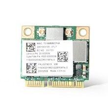Broadcom BCM943227HM4L BCM943227 802.11b/g/n 300 Mbps Wireless Wifi Wlan Media Mini PCI-E Tarjeta para Lenovo IBM Z370 Z570 Z475 B475