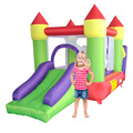 YARD Kids Best Gift Bouncy Castle Outdoor Moonwalk Ball Pit Inflatable Slide Combo Special Offer for Hot Zone