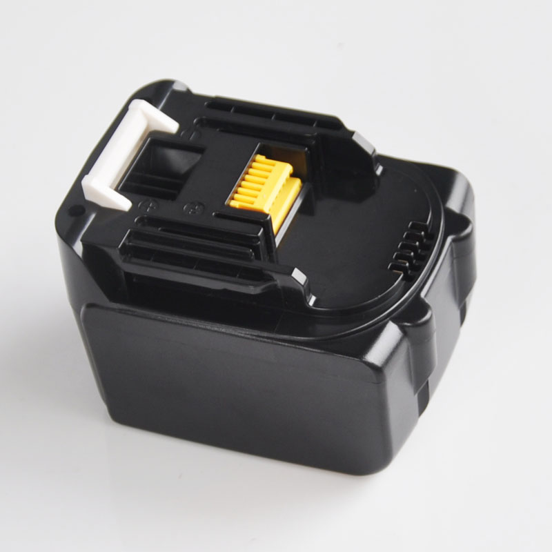 NEW 14.4V Lithium ion rechargeable battery cell 5.0AH for makita cordless Electric drill screwdriver BDA340,BDA341,BDF343
