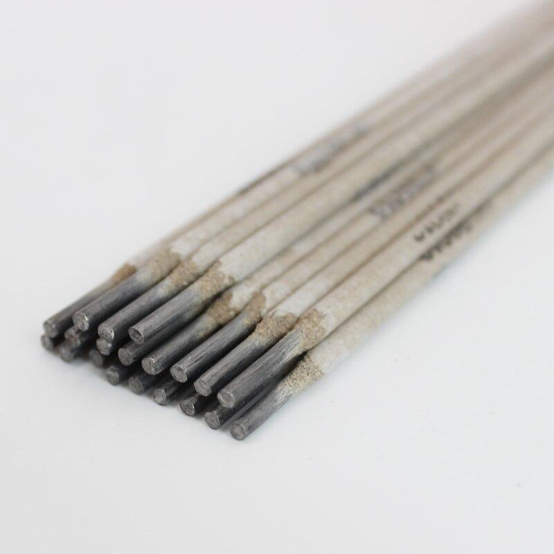 10pcs ARC Welding Rods Electrodes Mild Steel 1.6mm - 3.2mm E6013 General Purpose