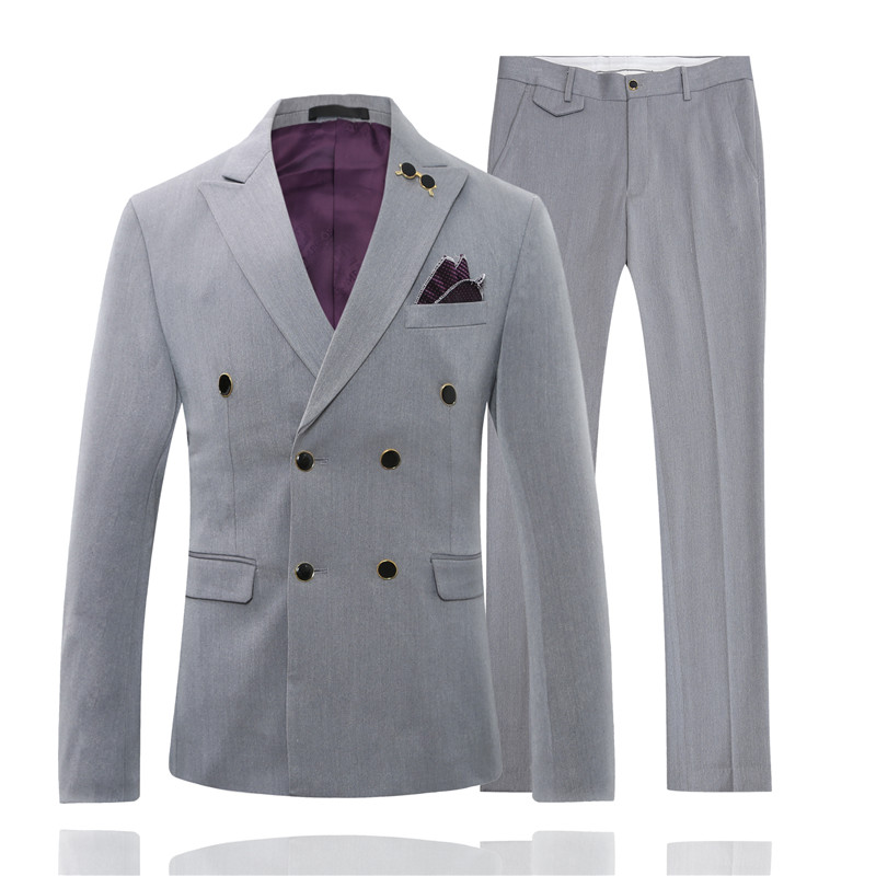 YFFUSHI-Men-Suit-3-Pezzi-Abiti-Doppiopetto-6-Colori-Solidi-Tuxedo-Wedding-Party-Fase-Slim-Fit (4)