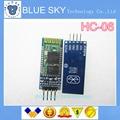 new 1PCS/LOT HC-06 Wireless Serial 4 Pin Bluetooth RF Transceiver Module RS232 TTL for Arduino