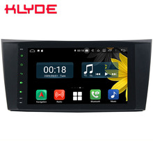 8″ Octa Core 4G Android 8.1 4GB RAM 64GB ROM BT Car DVD Player Radio For Mercedes-Benz W219 CLS350 CLS500 CLS550 CLS55 CLS66 AMG