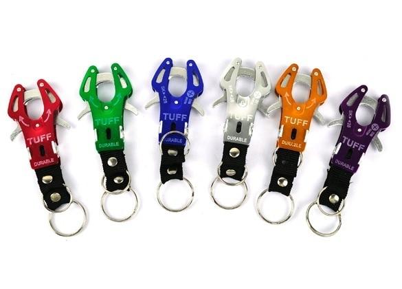 New Tiger Hook Carabiner Clip for Key Ring Rigging Hook// Buckle