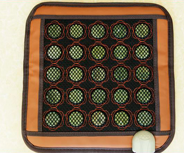 2016 Hot Sale Health Tourmaline Infrared Jade Heating Massage Cushion 45*45CM Free Shipping концентрат health