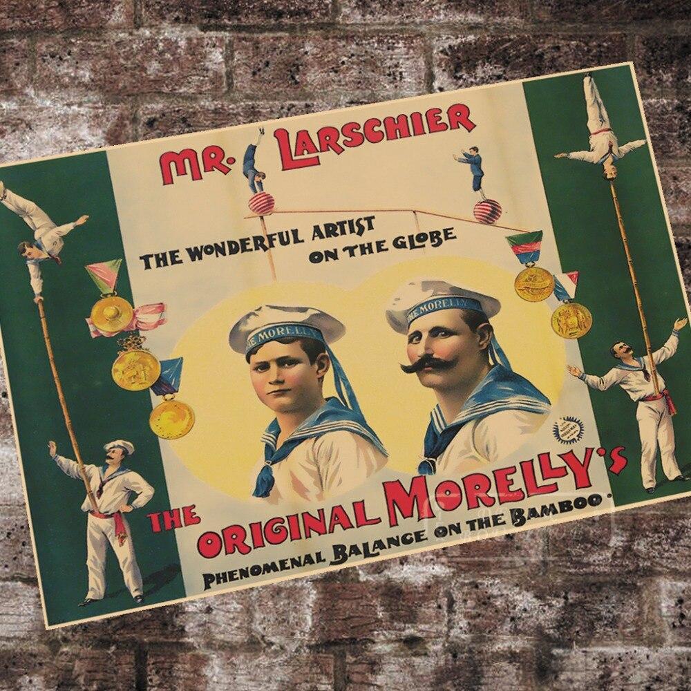 Switzerland Circus Ads The Original Morellys Classic ...