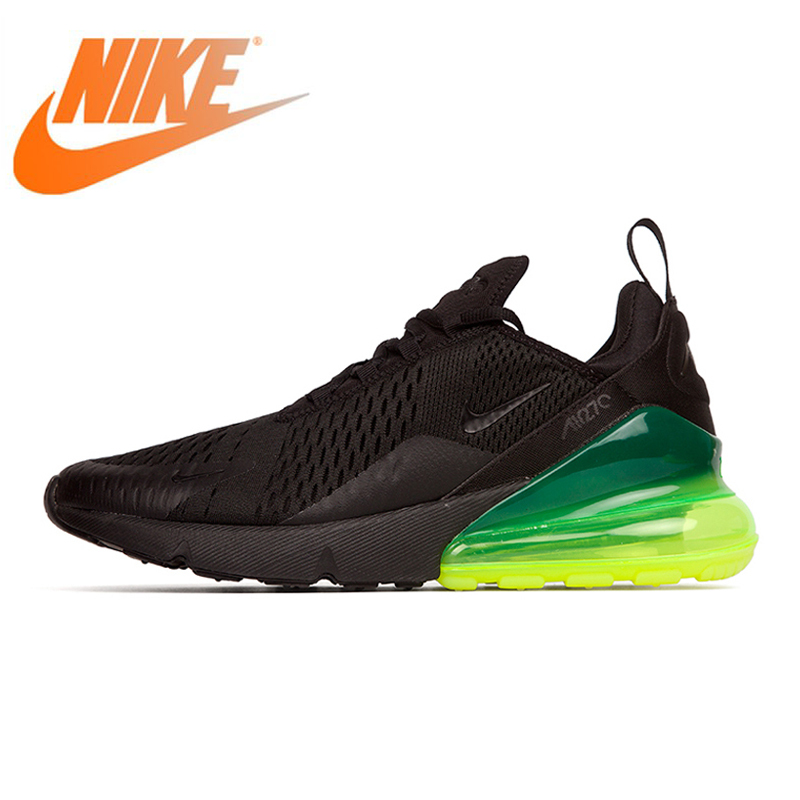 Original Authentic NIKE Air Max 270 Mens Running Shoes Classic Outdoor Sneakers Breathable Athletic Designer New AH8050-011Original Authentic NIKE Air Max 270 Mens Running Shoes Classic Outdoor Sneakers Breathable Athletic Designer New AH8050-011