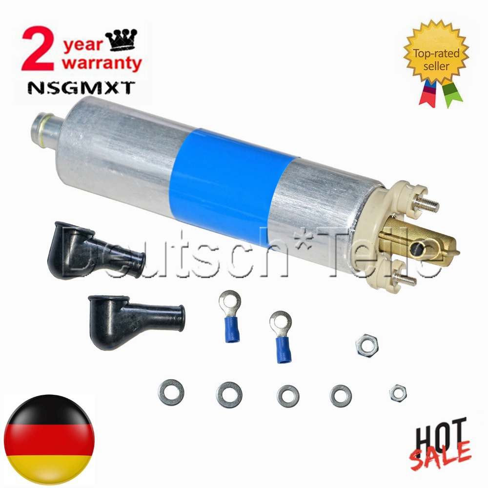 AP02 New Electric Fuel Pump E8289 For <font><b>Mercedes</b></font> <font><b>Benz</b></font> <font><b>W140</b></font> W202 W210 W220 SLK320 CLK430 E280 E320 S320 0004707894 image