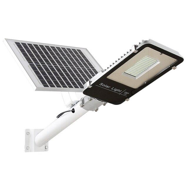 Led Solar Street light Outdoor Led Solar Light Waterproof Solar Panel Remote Control 100 W Solar Led Street Light Garden Lamp 3