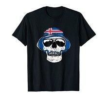 87dec5ab4 Brand New 2018 Summer Mens Short Sleeve Cool Casual Iceland Team Shirt  2018, Island Ultras