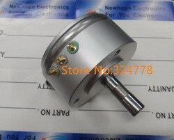 WDD35D4-potenciómetro de plástico conductivo de precisión, sensor de ángulo 1K 2K 5K 10K