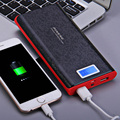 Original PINENG PNW-920 20000mAh Dual USB Charging External Battery Charger Portable Mobile Power Bank with Flashlight for Phone