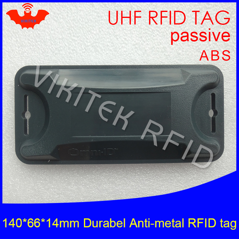 UHF RFID anti-metal tag 915mhz 868m Alien Higgs3 140*66*14mm EPC Gen2 6C durable ABS long range smart card passive RFID tags 2016 trays management anti metal epc gen2 alien h3 uhf rfid tag 50pcs lot