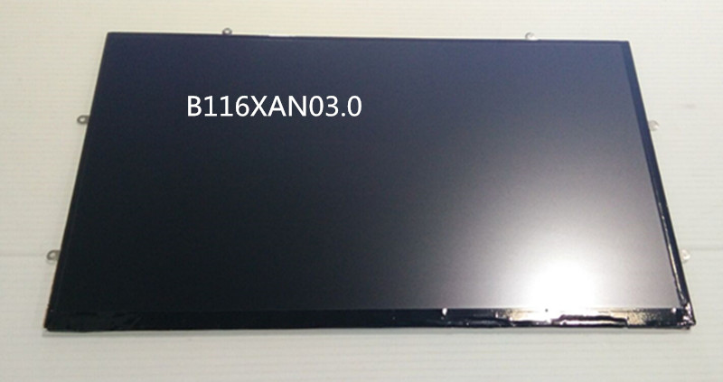 B116XAN03.0 11.6 inch LCD screen 40 stitching super thin fog surface high definition, free delivery. lp125wh2 slt2 12 5 inch notebook lcd screen free delivery