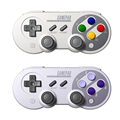 Hobbylane 8 bitdo sf30pro sn30pro sem fio bluetooth gamepad joystick para o interruptor android rumble vibração controles de movimento d29