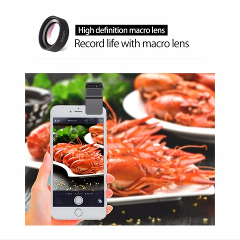 ORICO MPC-A 2 in 1 Mobile Phone Lenses Wide Angle + Macro Super Wide Angle Lenses Digital High Definition for Mobile Phone Islamabad
