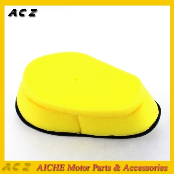 ACZ Motorcycle Replacement High Flow Air Intake Filter Sponge Foam Air Filter Cleaner For Suzuki DR650 DR 650 DR650SE 1996-2012 image