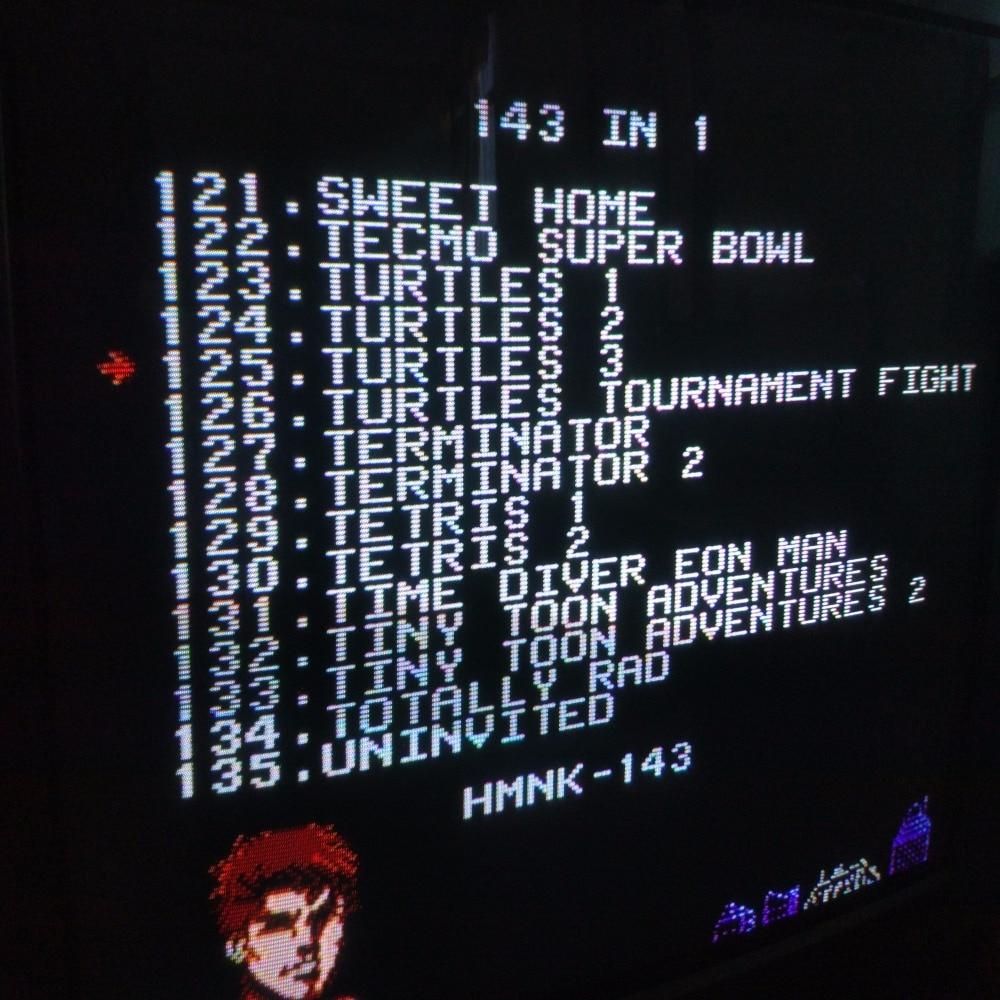 THE 143 In 1 BEST VIDEO GAMES DI TUTTO IL TEMPO! Contra / Earthbound - Giochi e accessori - Fotografia 4