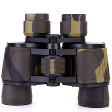 Hoge Kwaliteit Klassieke Verrekijker 8x40 HD Groothoek BAK4 Prisma Verrekijker Telescoop voor Outdoor Reizen Jacht Sightseeing