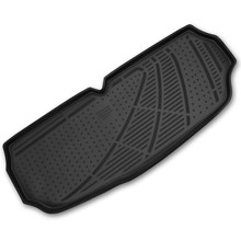 Коврик для багажника автомобиля для Lada Largus (версия 7 мест) Element E900250E1