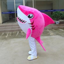 Ocean Shark Mascot Costume Party Mascot Animal Costume Halloween Fancy Dress Christmas Cosplay for Halloween Party Event все цены