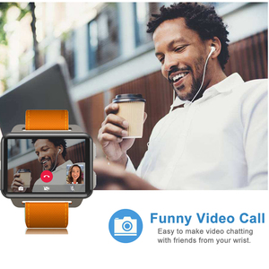 Image 4 - LEM4 Pro 2.2 Inch Screen 3G Smart Watch Android 5.1 GPS WIFI 1GB + 16GB 1200Mah Big Battery Bluetooth Smartwatch For Men Women