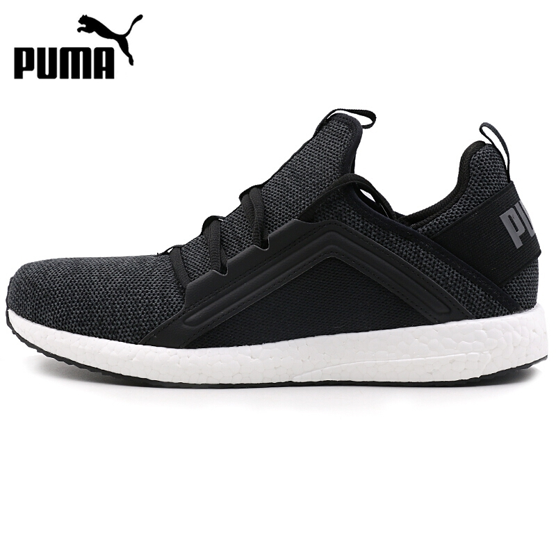 a935da910e1 Original New Arrival 2017 PUMA Mega NRGY Knit Men s Running Shoes  Sneakers-in Running Shoes from Sports   Entertainment on Aliexpress.com