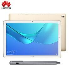 "Original Huawei Mediapad M5 Pro 10.8"" Android 8.0 Octa Core Tablet Kirin 960 4GB RAM 64GB 2560x1600 2K IPS 7500mAh Fingerprint"