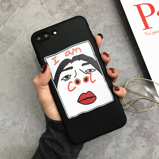 FUNNY EXPRESSION IPHONE CASE