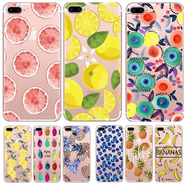 coque iphone 6 fruit
