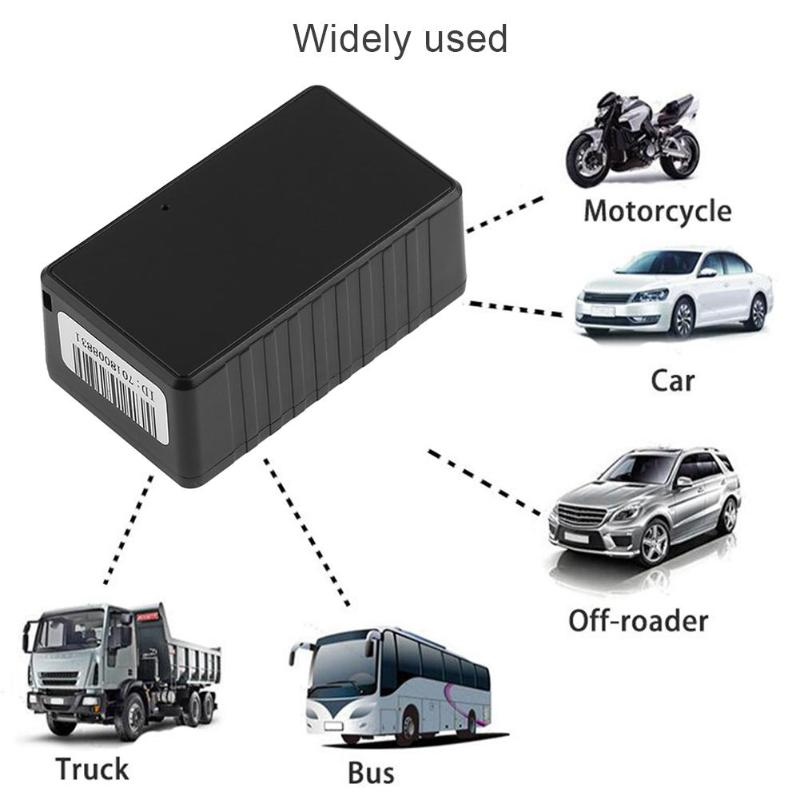 VODOOL Waterproof Car Motorcycle GPS Tracker 7 Days Standby Vehicle Truck Motor Locator Magnetic Real Time Position Track Device 1 set v2 plastic motorcycle lap timer outdoor motor racing track infrared ultrared tool device lap time 1 second interval time