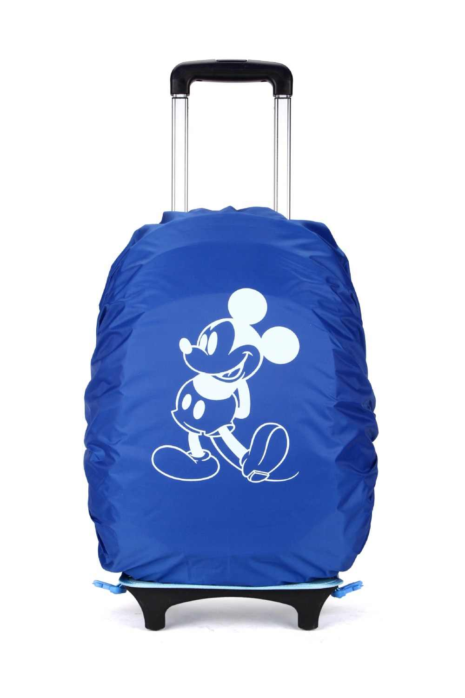 Бренд lhlysgs 27-35L ученики школьная сумка на колесах водонепроницаемый дождевик модный рюкзак пылезащитные Чехлы упаковочный Органайзер