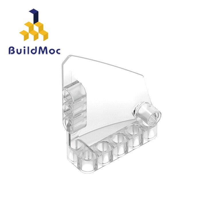 BuildMOC Compatible Assembles Particles 64394 5x7#13 A For Building Blocks Parts DIY LOGO Educational Gift Toys
