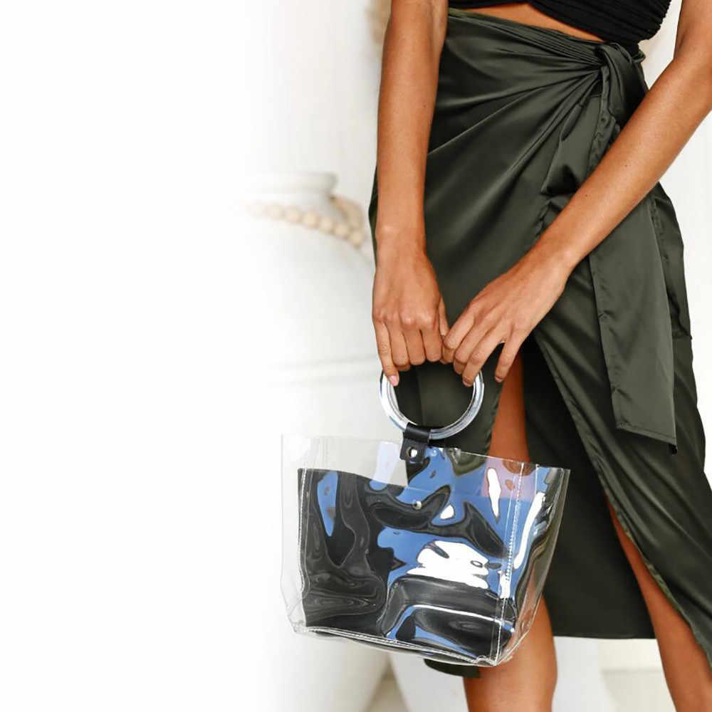 הולך דונה נהיגה לראשונה חצאית femme אופנה נשים קיץ סקסי אנגליה מוצק צבע פיצול קשת תחבושת ערב מסיבת חצאית trendyol harajuku # C