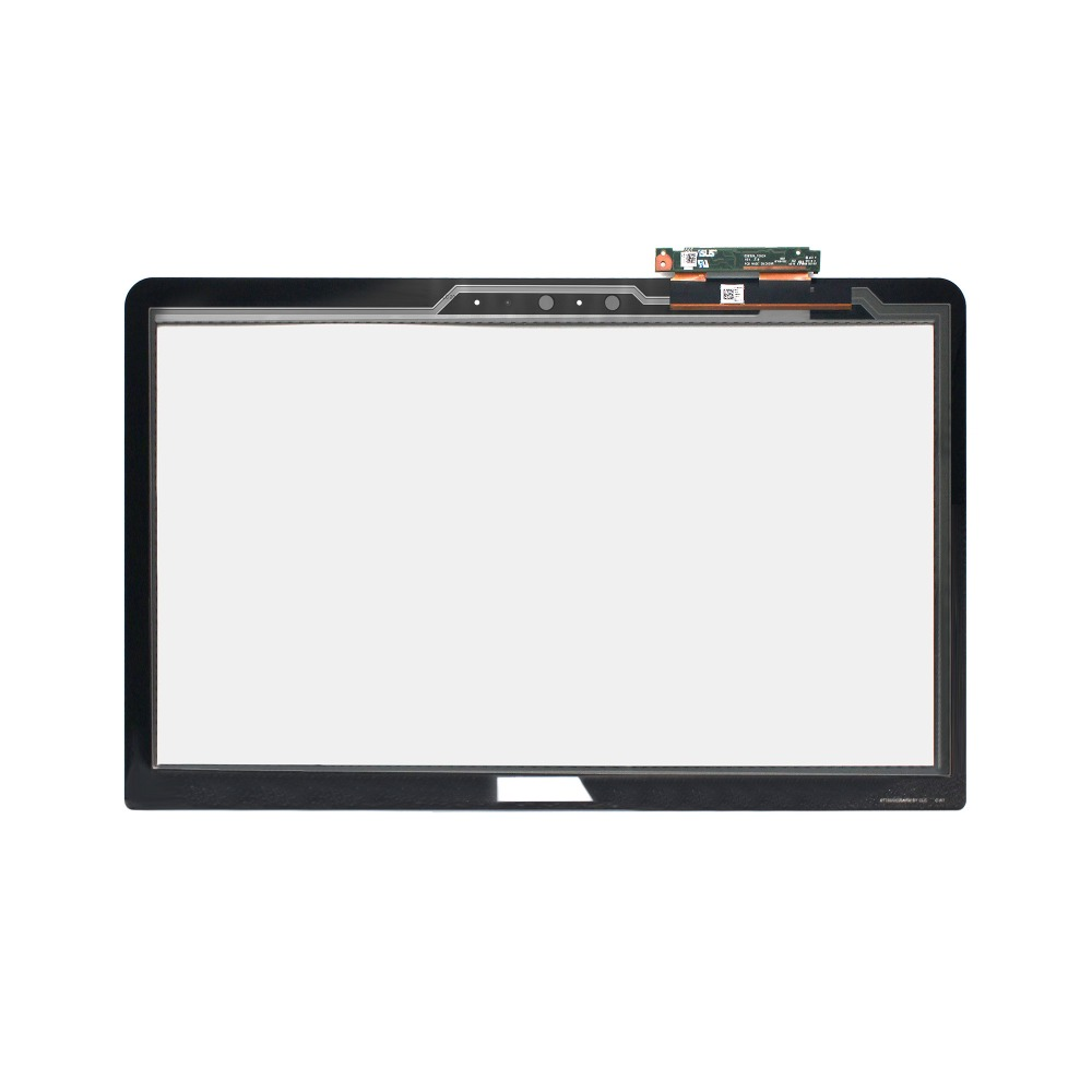 15.6 Touch Screen Glass Digitizer With ControlBoard For ASUS ZenBook Flip UX560 UX560UX UX560UA UX560UAK UX560UQ touch screen digitizer glass for asus vivobook v550 v550c v550ca tcp15f81 v0 4