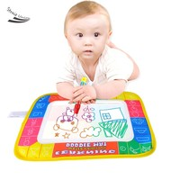 Baby Play Polyester Paint Toys Learning Aquadoodle Aqua Doodle Water Drawing Mat P3