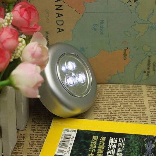 2018 Led Nachtlicht Lampe Drahtlose Wandleuchte Neuheit Schlafzimmer Fr Kinder Camping 3 Batterie Lava Kabellose