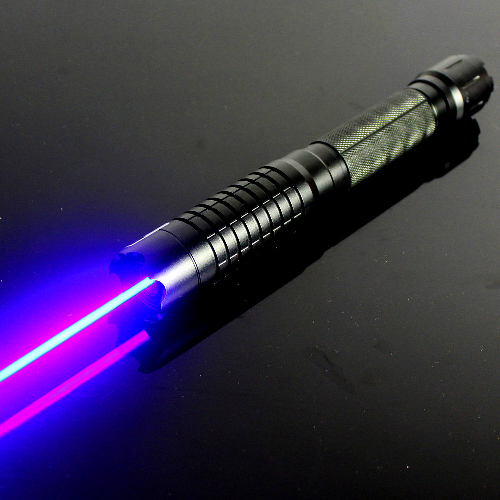 NEW military 450nm 10000mw 10w font b led b font font b flashlight b font blue