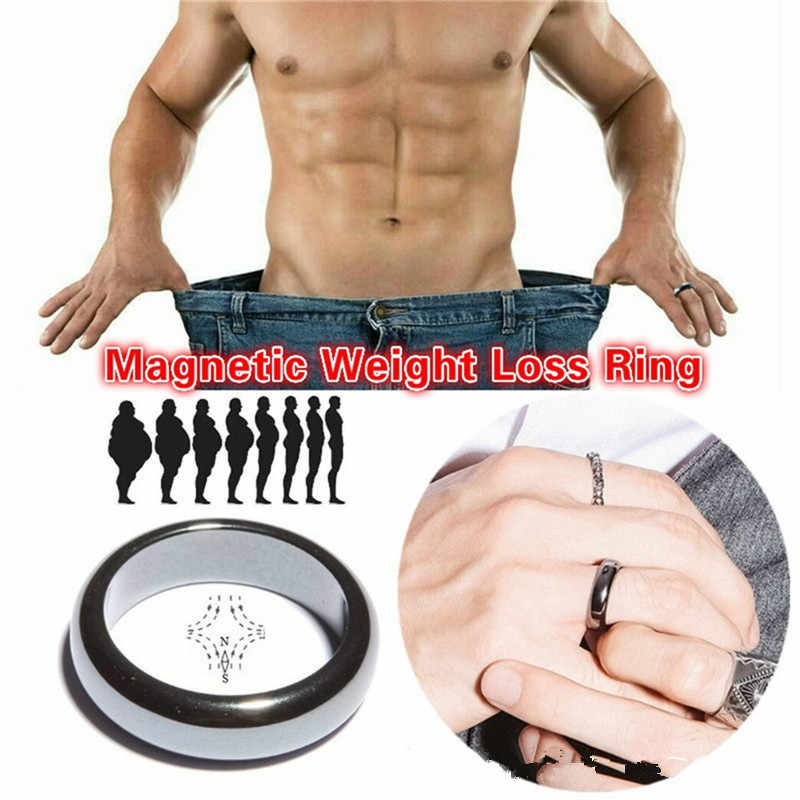 Magnetic Weight Loss Ring Slimming Earrings Toe Ring Burning Fat Bracelet Weight Loss Tool Combination Wholesale&Dropshipping