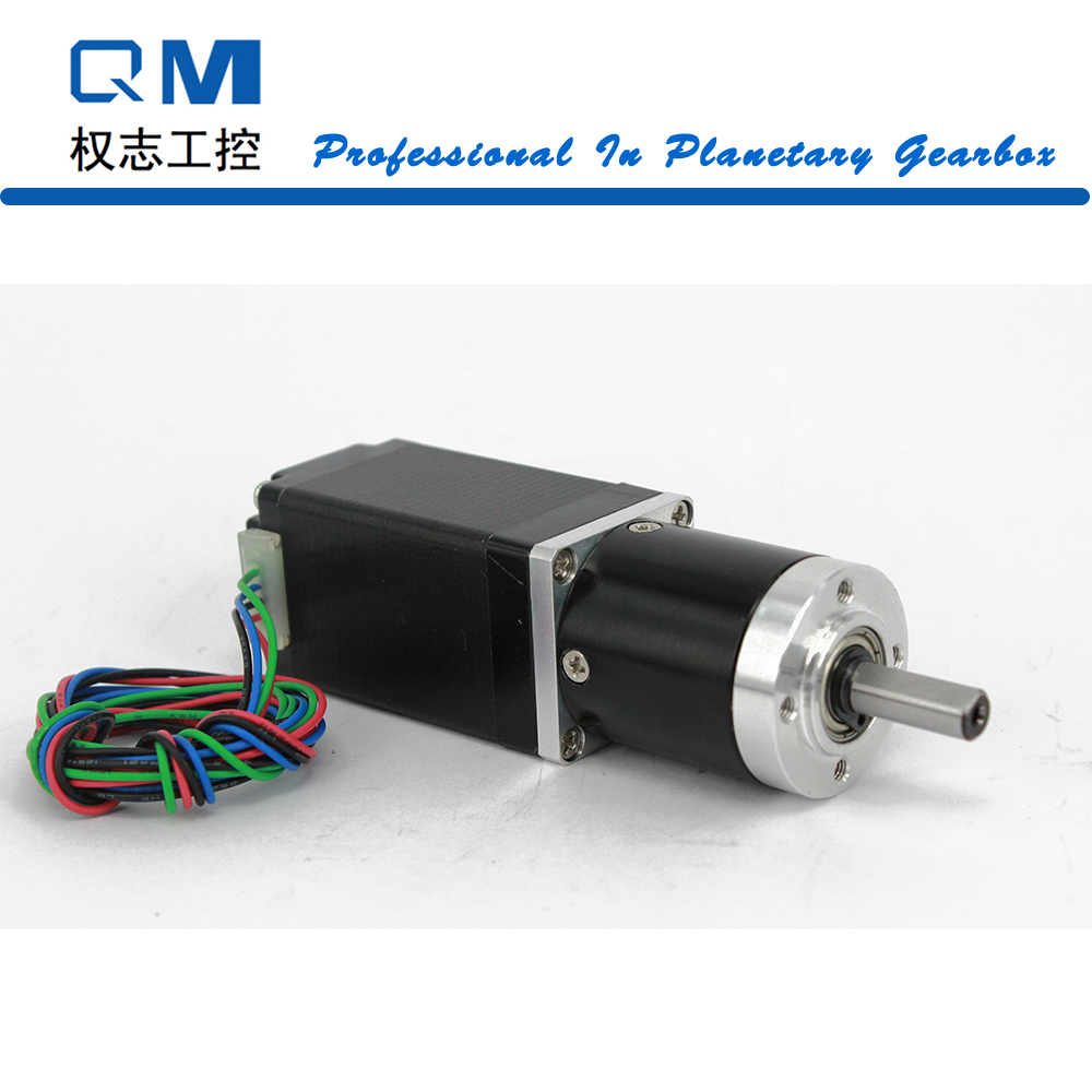 Gear Stepper Motor Nema 11 Planetary  Gearbox Gear Ratio 9:1 25 Acrmin  Nema 11  Stepper Motor  50mm  Robot Pump 3D Printer nema23 geared stepping motor ratio 50 1 planetary gear stepper motor l76mm 3a 1 8nm 4leads for cnc router